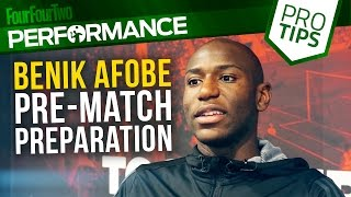 Benik Afobe | How To Prepare For A Game | Pro Striker Tips
