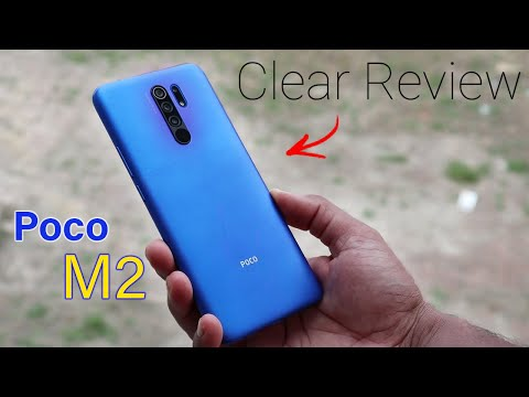 Poco M2 Full Clear Review - Best Budget Mobile ...........?!