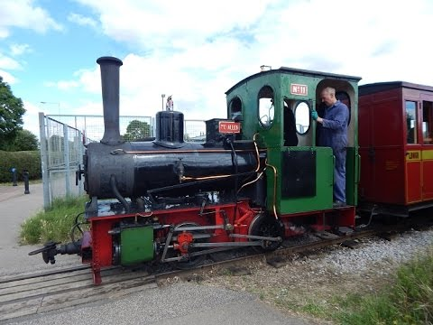 Leighton Buzzard Narrow Gauge Railway - 6th August 2015