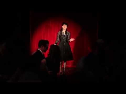 Arrica Rose performing Roy Orbison's In Dreams
