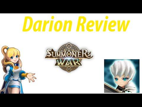 summoners war how to get darion