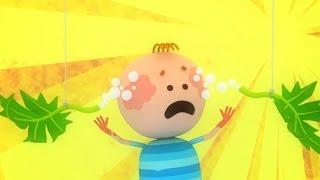 Аркадий Паровозов спешит на помощь - Борщевик - Серия 127 - Поучительные мультфильмы для детей