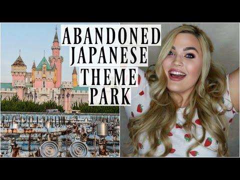 HAUNTED Abandoned Disneyland Japan Theme Park | Nara Dreamland