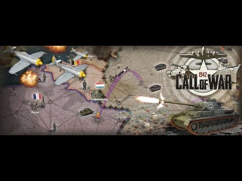 Call of war 1942 tutoriel 1 le commencement youtube