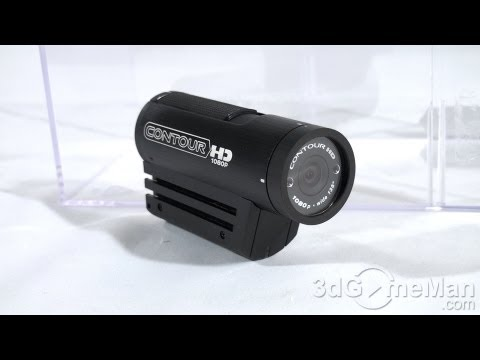 #1274 - Contour HD 1080p Helmet Camcorder Video Review