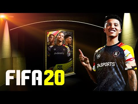 FIFA 20: ENTRANDO NO ULTIMATE TEAM PELA 1ª VEZ