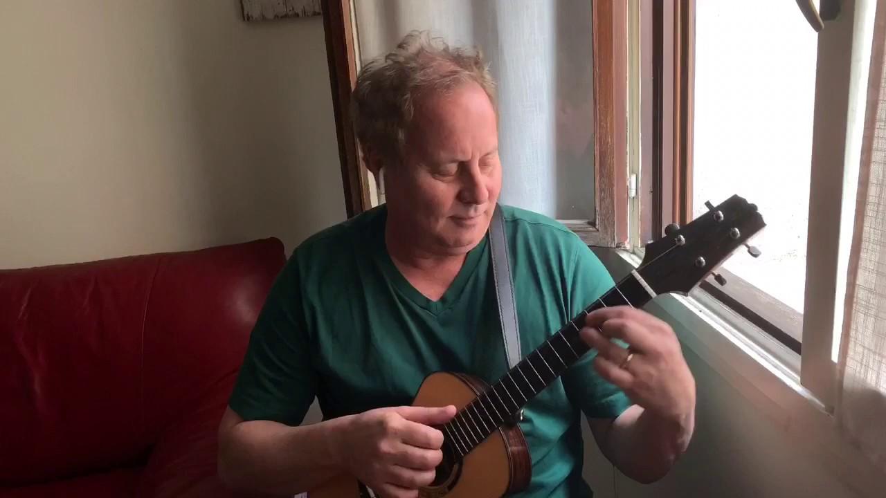 Magnetic Rag - Swing Ukulele - Gerald Ross - YouTube
