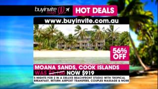 Buyinvite: Moana Sands, Cook Island Thumbnail