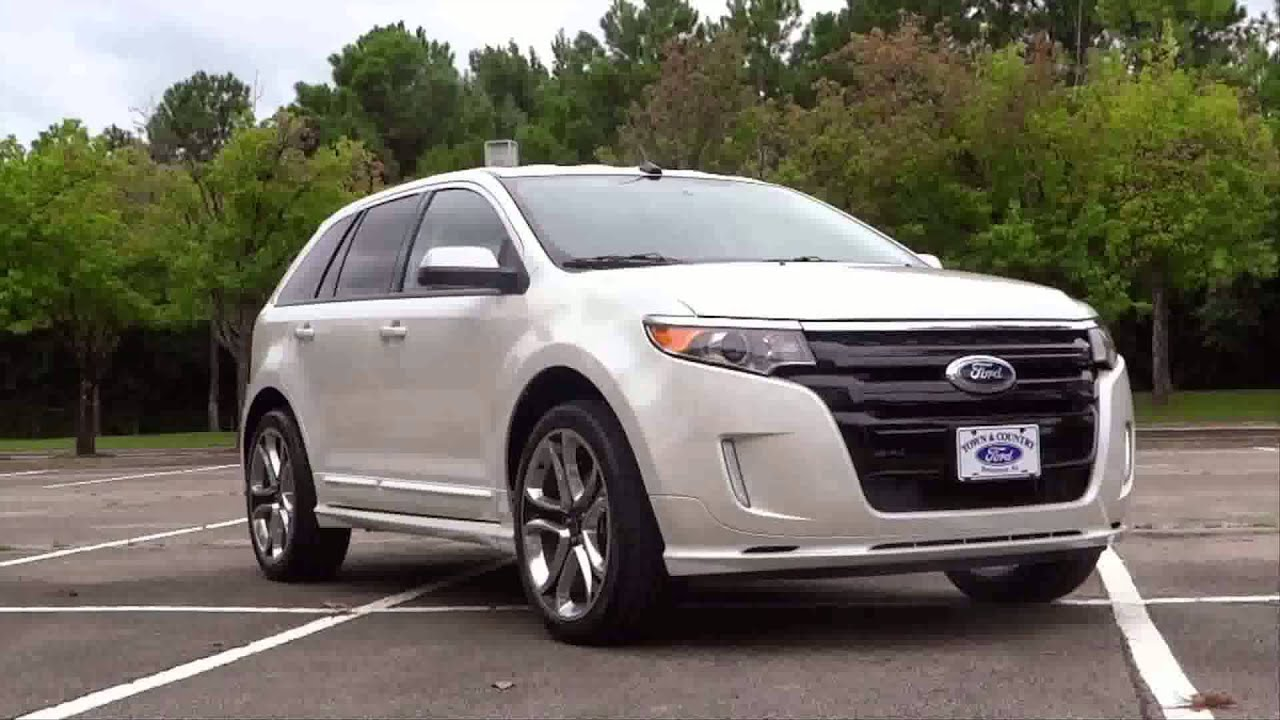 2015 ford edge  YouTube