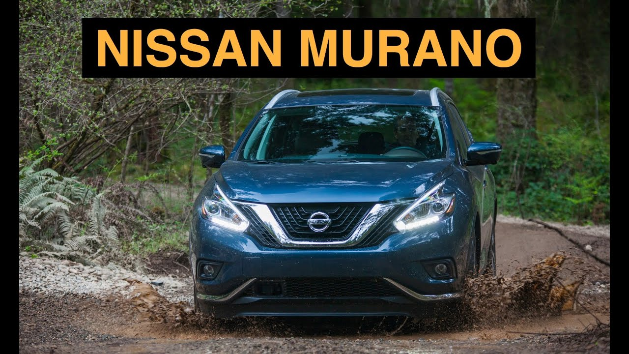2015 Nissan Murano f Road And Track Review Platinum