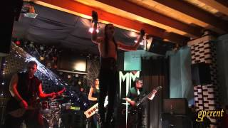 """Personal Jesus""- Apple of Sodom (Marilyn Manson italian tribute) by gperent"