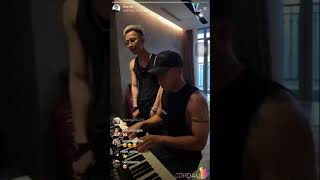 Your smile (live insta) - Touliver X Rhymastic