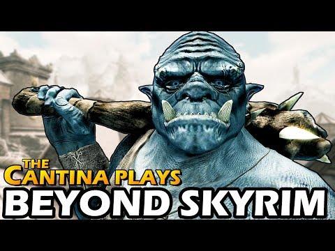 Beyond Skyrim Bruma