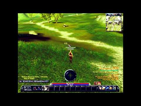 Archlord Online HD Gameplay