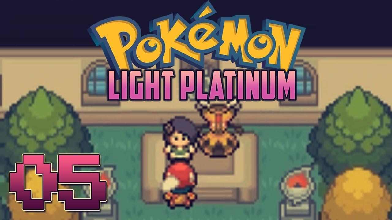 Pokemon light platinum walkthrough lauren region