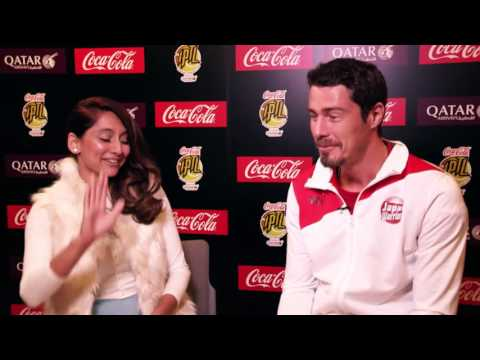 Up, Close and Personal with Marat Safin
