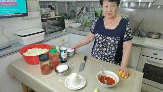Сергей Нам - Быстрое Кимчи готовим дома - VIDEOOO