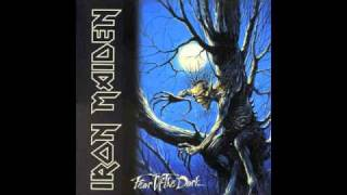 Iron Maiden - Fear Is The Key (With Lyrics)