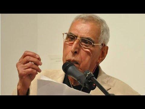 وفاة الشاعر العراقي سعدي يوسف في لندن عن عمر يناهز 87 عاما  - 23:55-2021 / 6 / 13