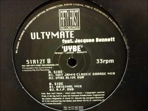 ULTYMATE FT. JACQUEE BENNETT - VYBE