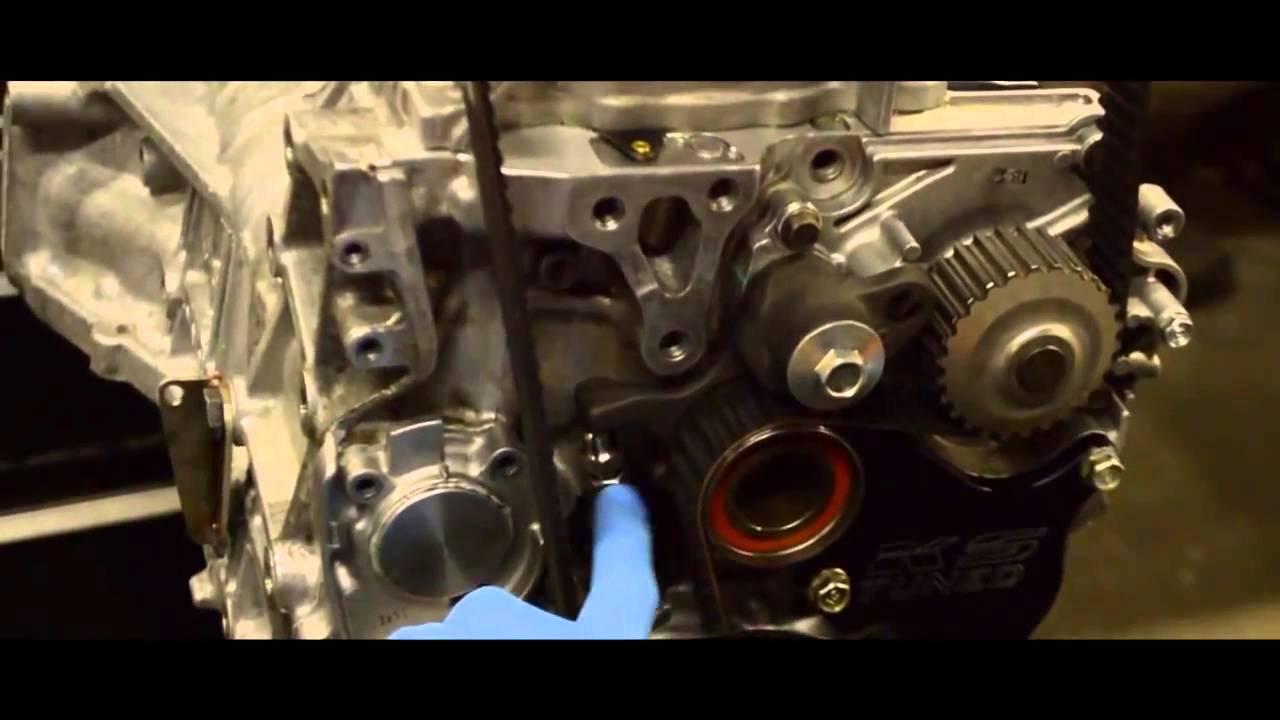 What Causes Timing Belt Walk Youtube 1992 Honda Prelude