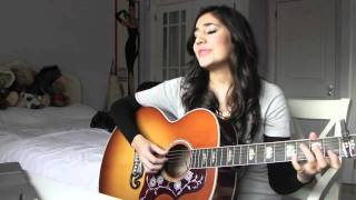 "Mia Rose sings ""Whats my name?"" by Rihanna (Acoustic)"