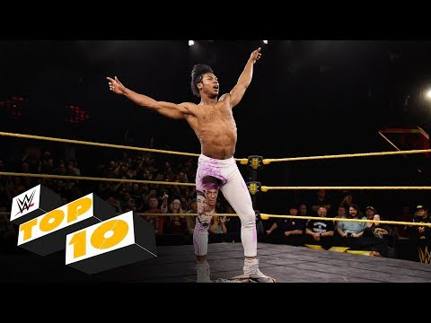 Top 10 NXT Moments: WWE Top 10, Feb. 5, 2020