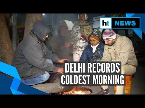 Delhi Battles Severe Cold, Records Coldest Morning Of 2019