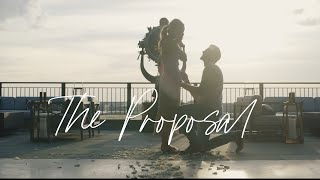 """""""THE PROPOSAL""""  // OUR LOVE STORY PART 5"""
