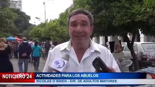 ADULTOS MAYORES MUNICIPALIDAD DE SALTA. DÍA DE LA TRADICIÓN 2018. PARTE II