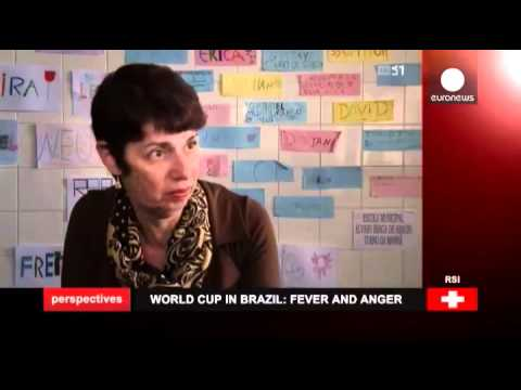 World Cup in Brazil, fever and anger