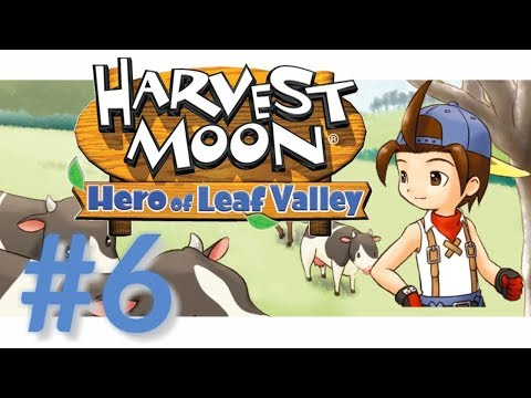 Harvest Moon Holv Of Leaf Valley