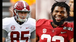 Charlie Scott And Jarez Parks No Longer Listed On Alabama Football Roster | SEC News | CFB News