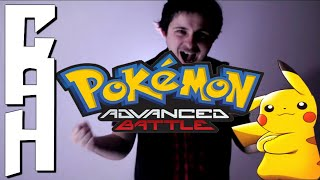 Pokemon Advanced Battle Theme Cover - Chris Allen Hess Featuring Nah Tony