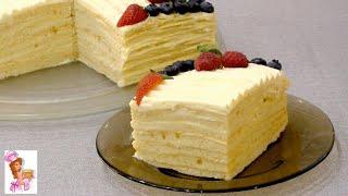 Торт Молочная девочка Лучший пошаговый рецепт торта