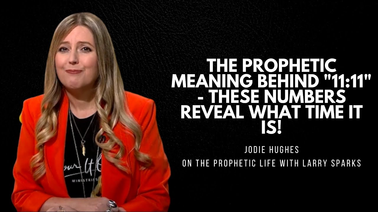 "The Prophetic Meaning behind ""11:11"" - These Numbers REVEAL what TIME it is! 