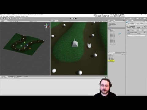 1 Hour Programming: A Tower Defense game in Unity 3d [Tutori