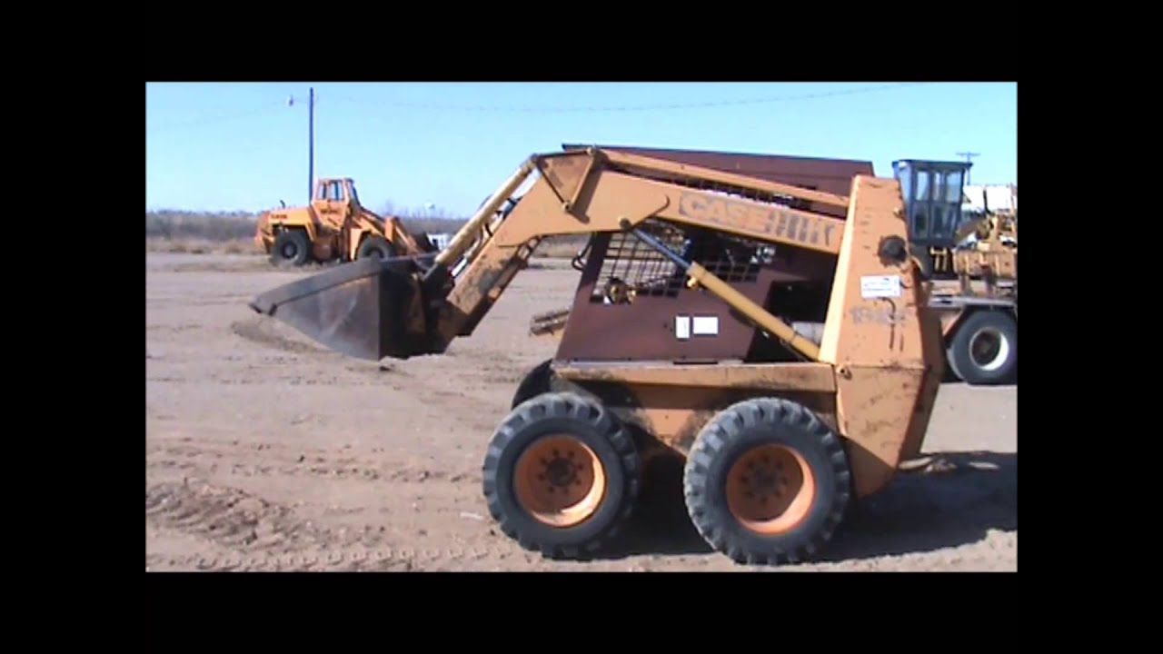 Case 1845c Specs >> 1988 Case 1845c Skid Steer For Sale Sold At Auction January 30 2014
