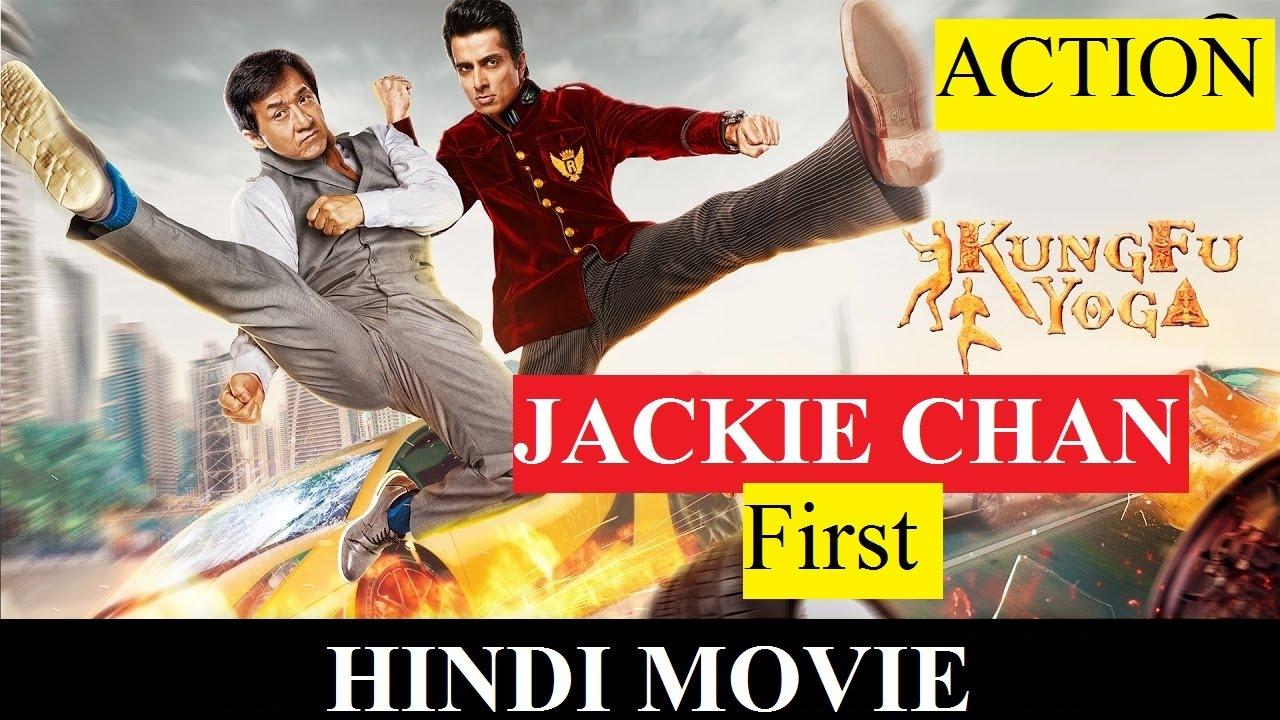 Jackie Chan 1st Bollywood Hindi Movie KungFu Yoga in India ...