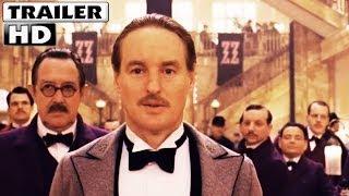 El gran hotel Budapest Trailer de pelicula 2014
