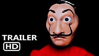 MONEY HEIST Season 4 Teaser Trailer 2020 La Casa Del Papel Netflix Series