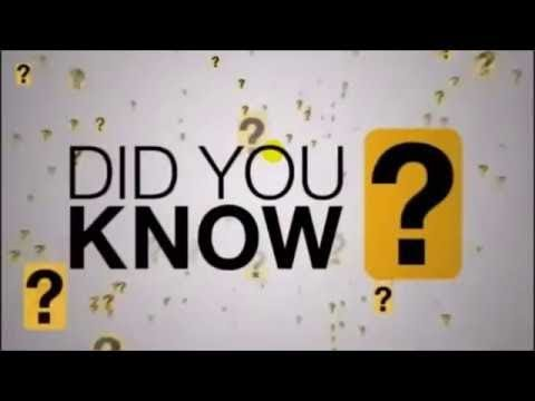 Eric Paul Dorman Did You Know