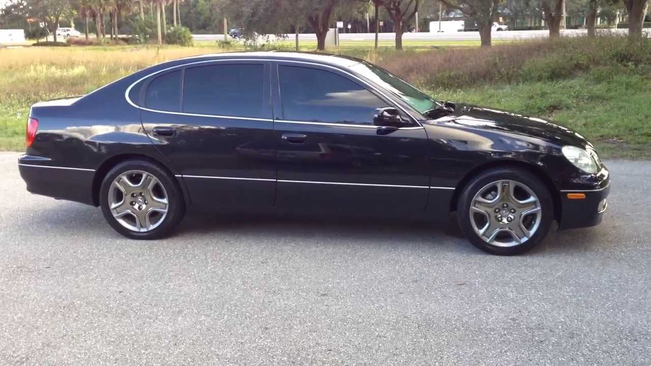 2002 Lexus GS300  View our current inventory at