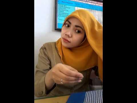 Tutorial hijab guru