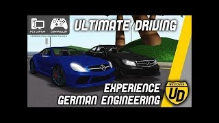 Roblox Ultimate Drving: Getting the AMG C 63