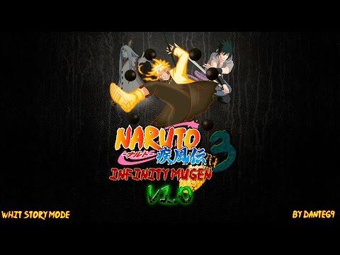 Naruto Infinity Mugen 3 V1.0 Final [2016] by danteg9