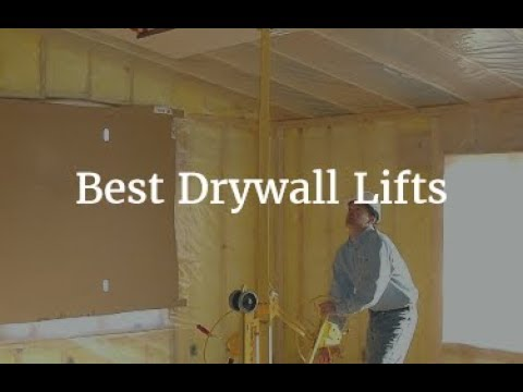 Top 5 Best Drywall Lifts 2020 Youtube