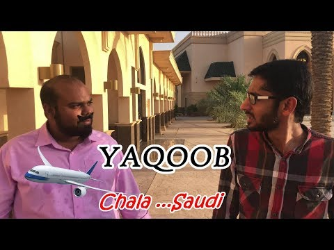 Yaqoob....chala Saudi | hyderabadi comedy | Deccan Drollz