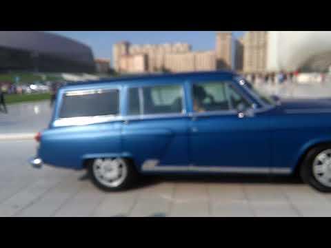 Classic car of Azerbaijan
