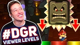 I Think This Level Creator HATES Me.... | MM2 VIEWER LEVELS [#4]